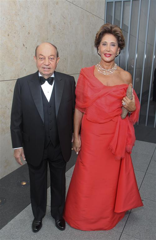 hushang and shahla ansary photo by gf Tiger Ball Draws Large Audience Raising $1.4 Million
