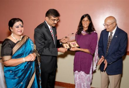 Sunita Williams Honored