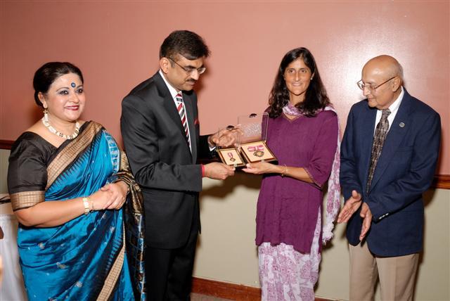 Sunita Williams Honored