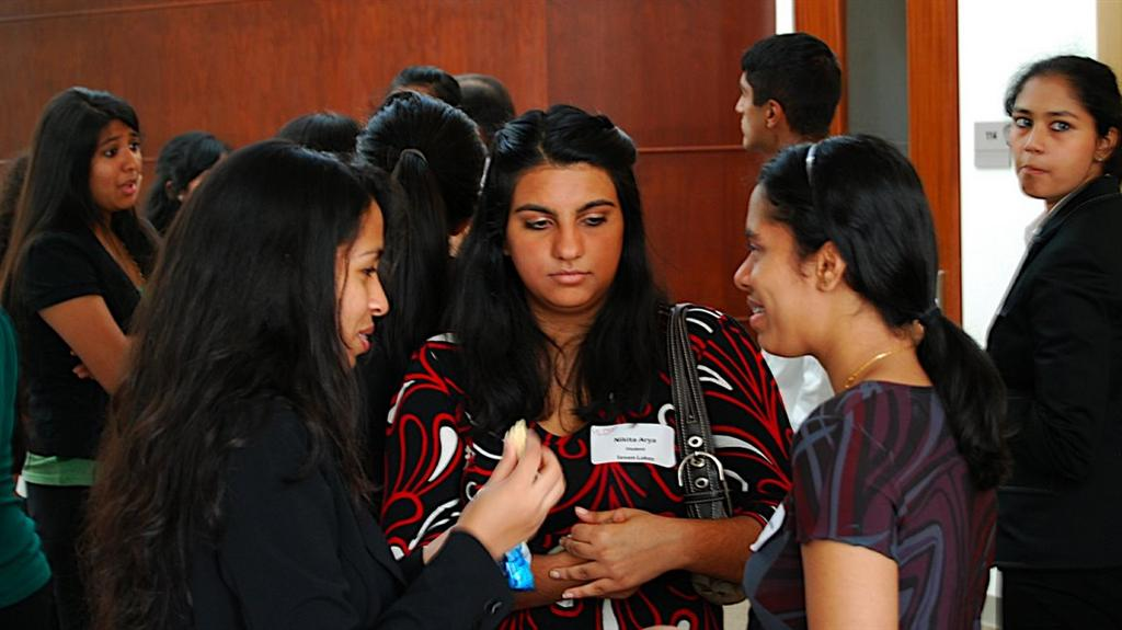 Launch of Youth Leadership Development Program