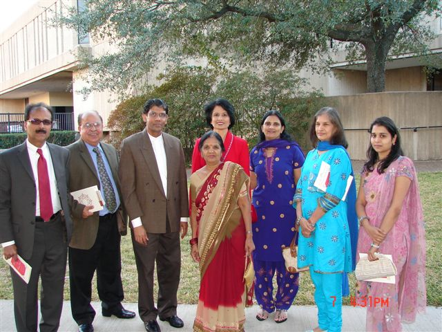 The Investiture of Renu Khator
