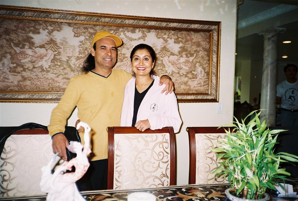 Bikram Choudhury   Global Healer
