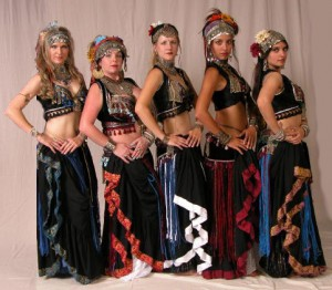 belly dance 2 300x262 The Gypsy Sisters