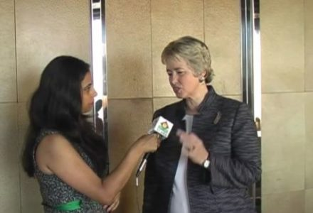 Interview with Mayor of Houston Annise Parker