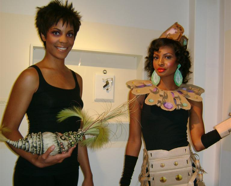 Fashion Meets Craft