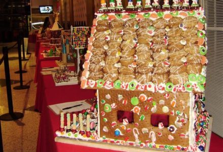 """Home Sweet Home"" Gingerbread Bash"