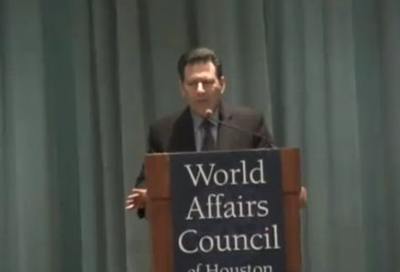 World Affairs Council Hosts Robert D. Kaplan