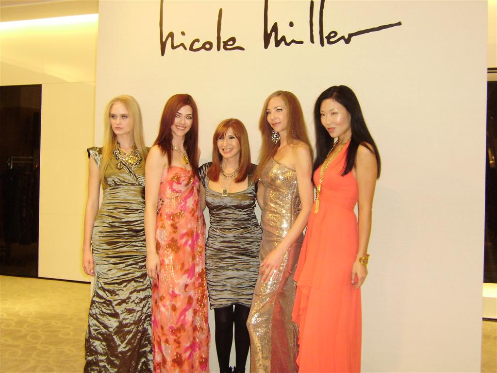 Dress For Dinner with Nicole Miller