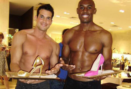 Manolo Blahnik Launch and Awesome Threesome Birthday!
