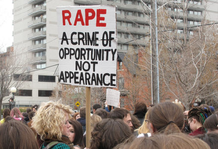 Slutwalk: Real Cause and No Effect!