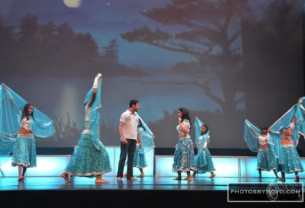 Miller Outdoor Sizzles with Bollywood Masala