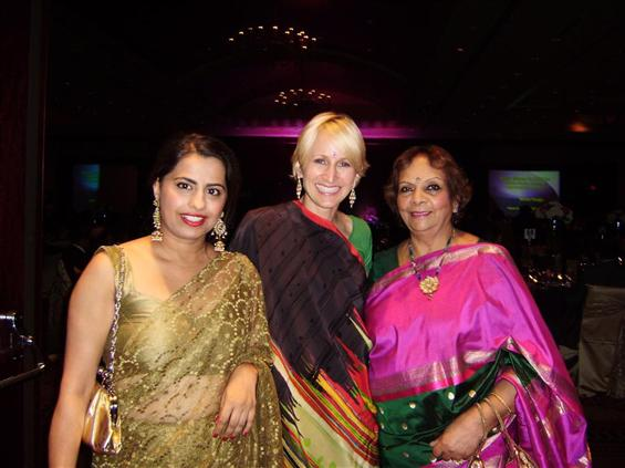 Indo American Charity Foundation from Gala time to Inspiration!