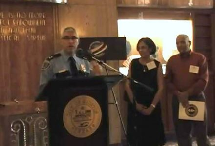 IACCGH Honors Nash Patel at City Hall