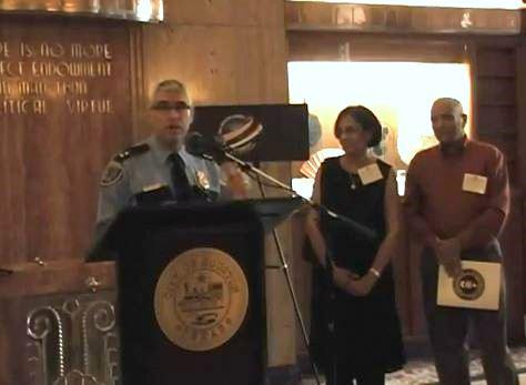 IACCGH Honors Nash Patel at City Hall