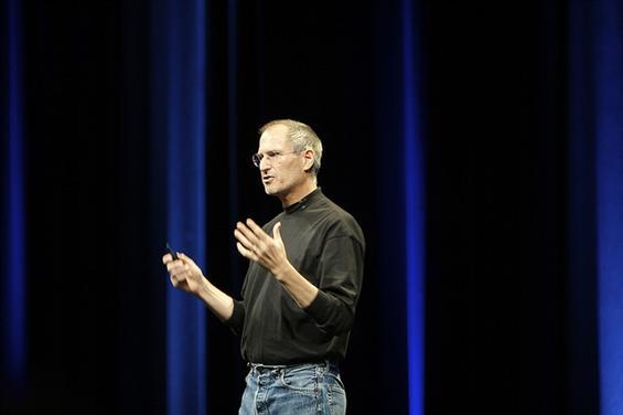 Steve Jobs and I