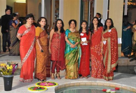 Club 24 Celebrates Diwali – A Grand Finale at the Parikh Residence