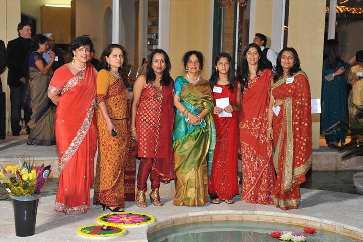 Club 24 Celebrates Diwali – A Grand Finale at the Parikh Residence
