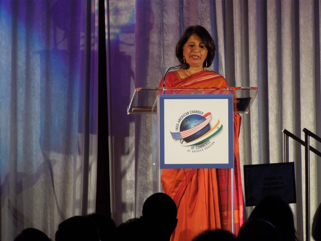 IACCGH Gala Draws Attention to Indo-American Business Ties