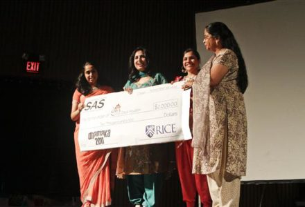 Rice South Asian Society Supports DAYA
