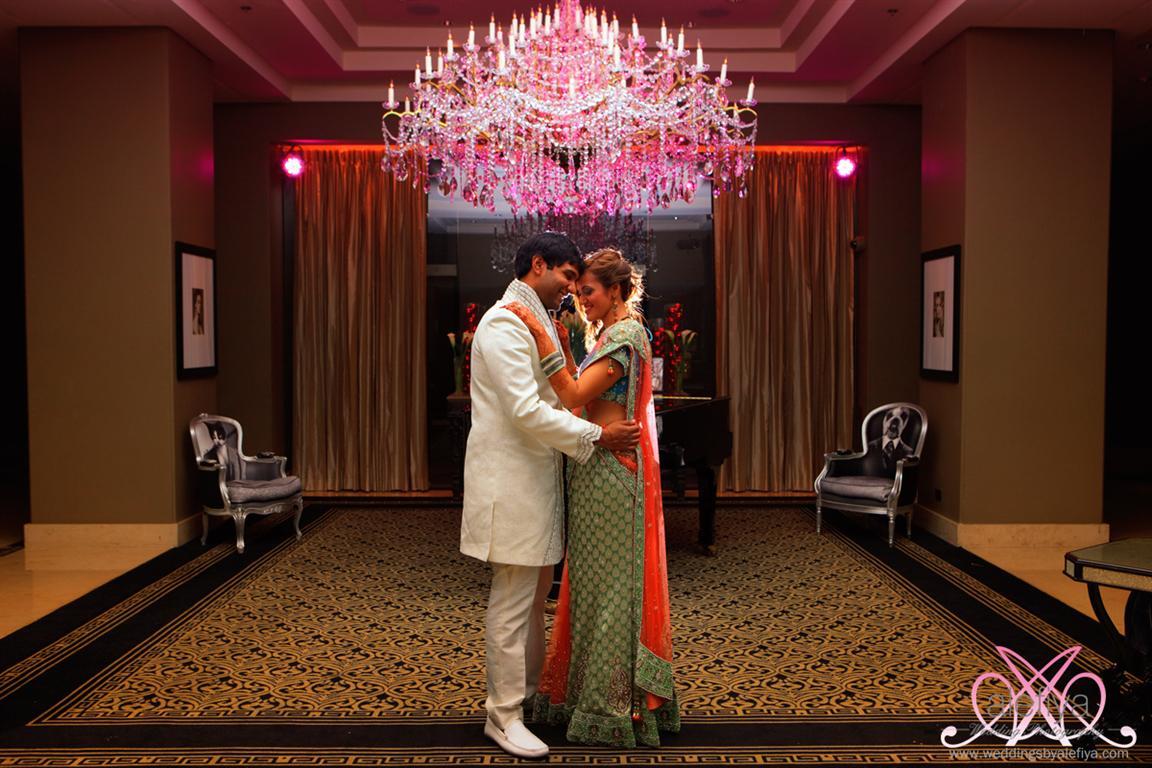 Arhaanth (Ari) Reddy & Shuchi Desai