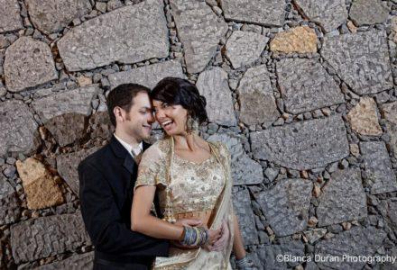 Alesha Weds Jose Miguel on February 19, 2012