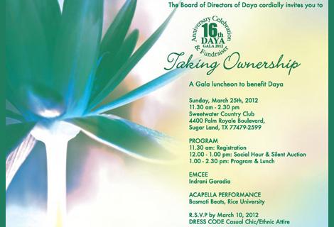 Taking Ownership: DAYA Luncheon Gala