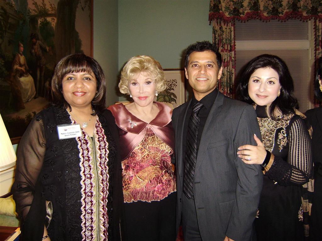 Diplomacy and Diamonds: South Asian Chamber of Commerce Gala