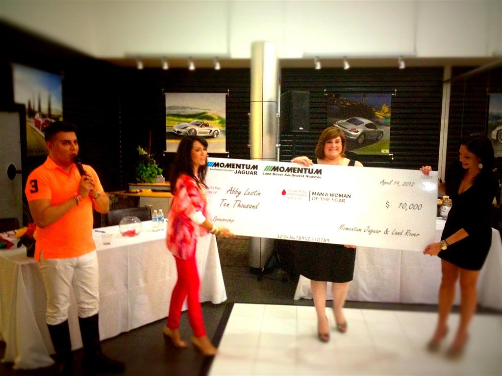 Fundraising Fever Lls Candidates Compete For Man Amp Woman