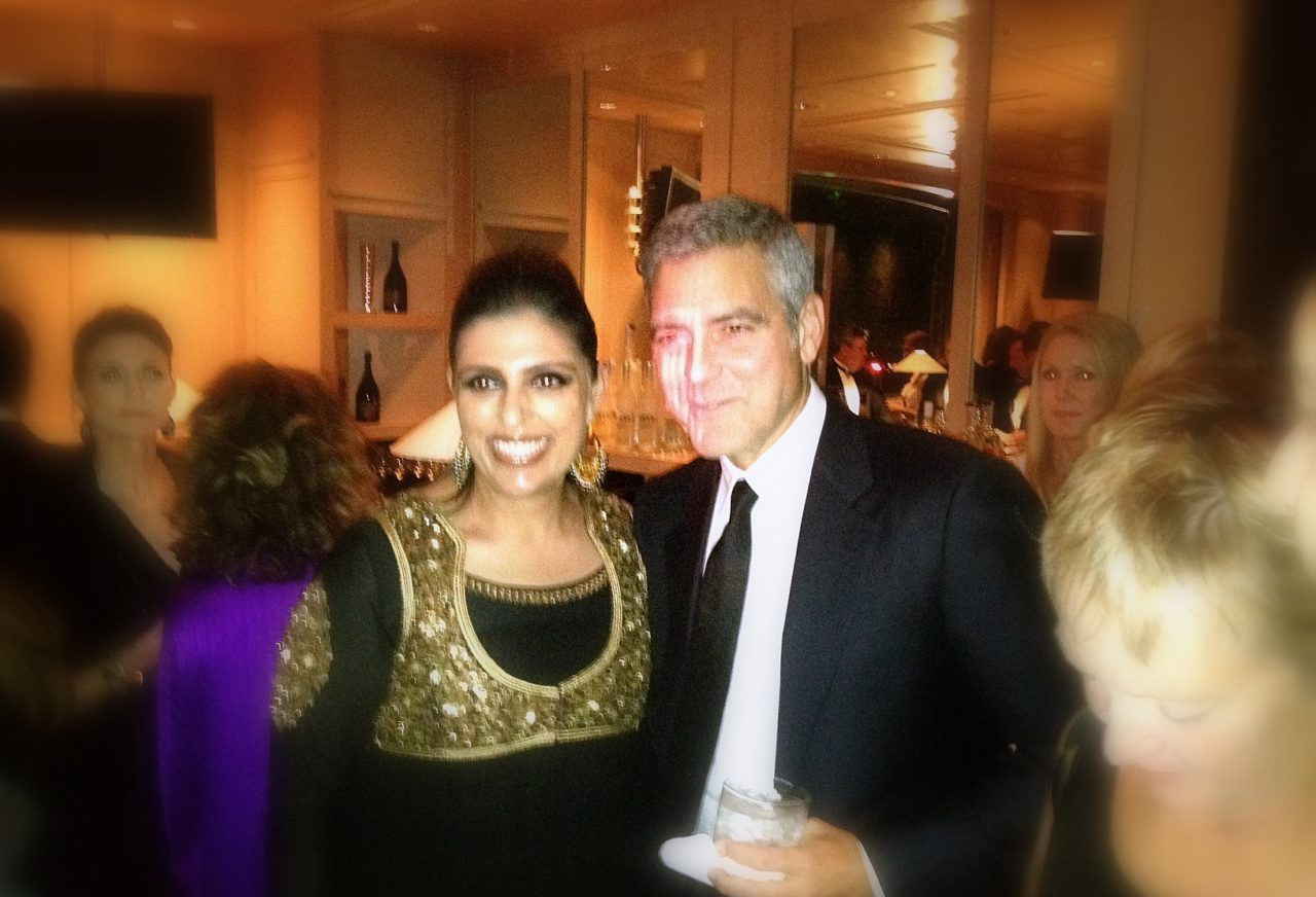 The Fashion Gene Awards & Clooney Fever