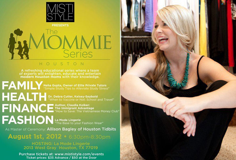 It's Mommy Time with The Mommie Series – Houston