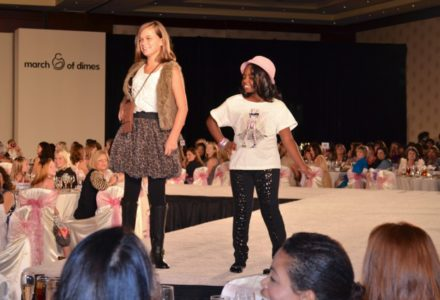9th Annual Woman's Hospital of Texas Labor Day Luncheon and Style Show