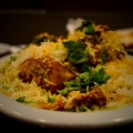 Chicken Biryani from Mezban