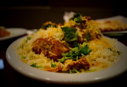 Eid Mubarak –  King of South Asian Cuisine: Biryani