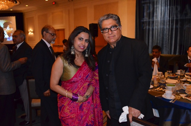 High Society with Deepak Chopra – LCA Spots Top 5 Fabulous Divas at the Akshaya Patra Foundation Gala