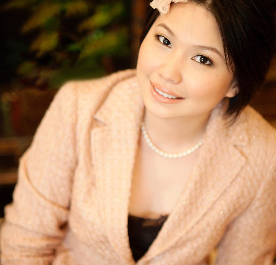 High Tea Fashionista of the Day – June B. Xu