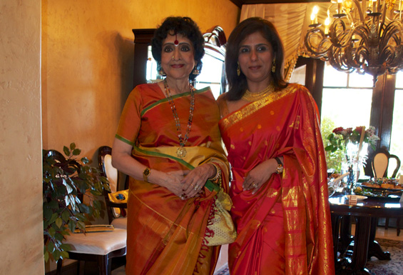 The Banyan Brunch to Welcome Legendary Indian Cinema Actress Vyjayanthimala Bali