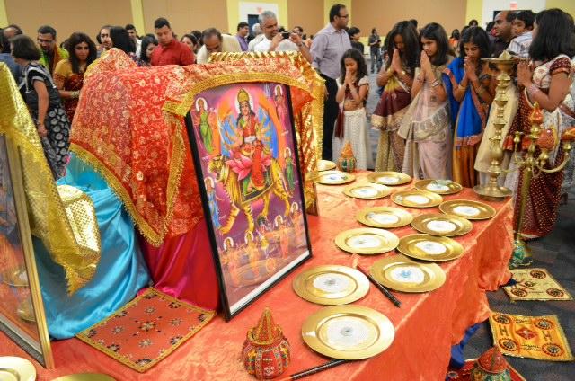 Indian Festivity in Full Swing