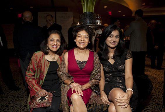 Monjula Chidambaram, Marie Goradia, Anu Bala