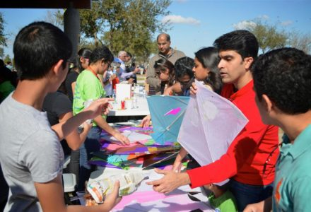 Houston Kite Festival Brings the Community Closer