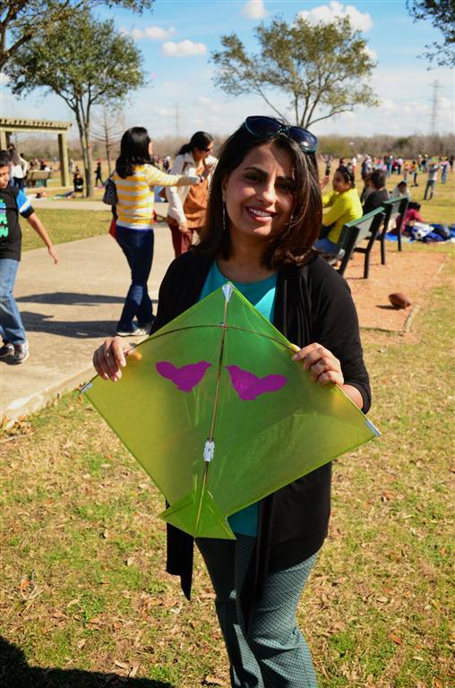 Houston Kite Festival - Ruchi Mukherjee