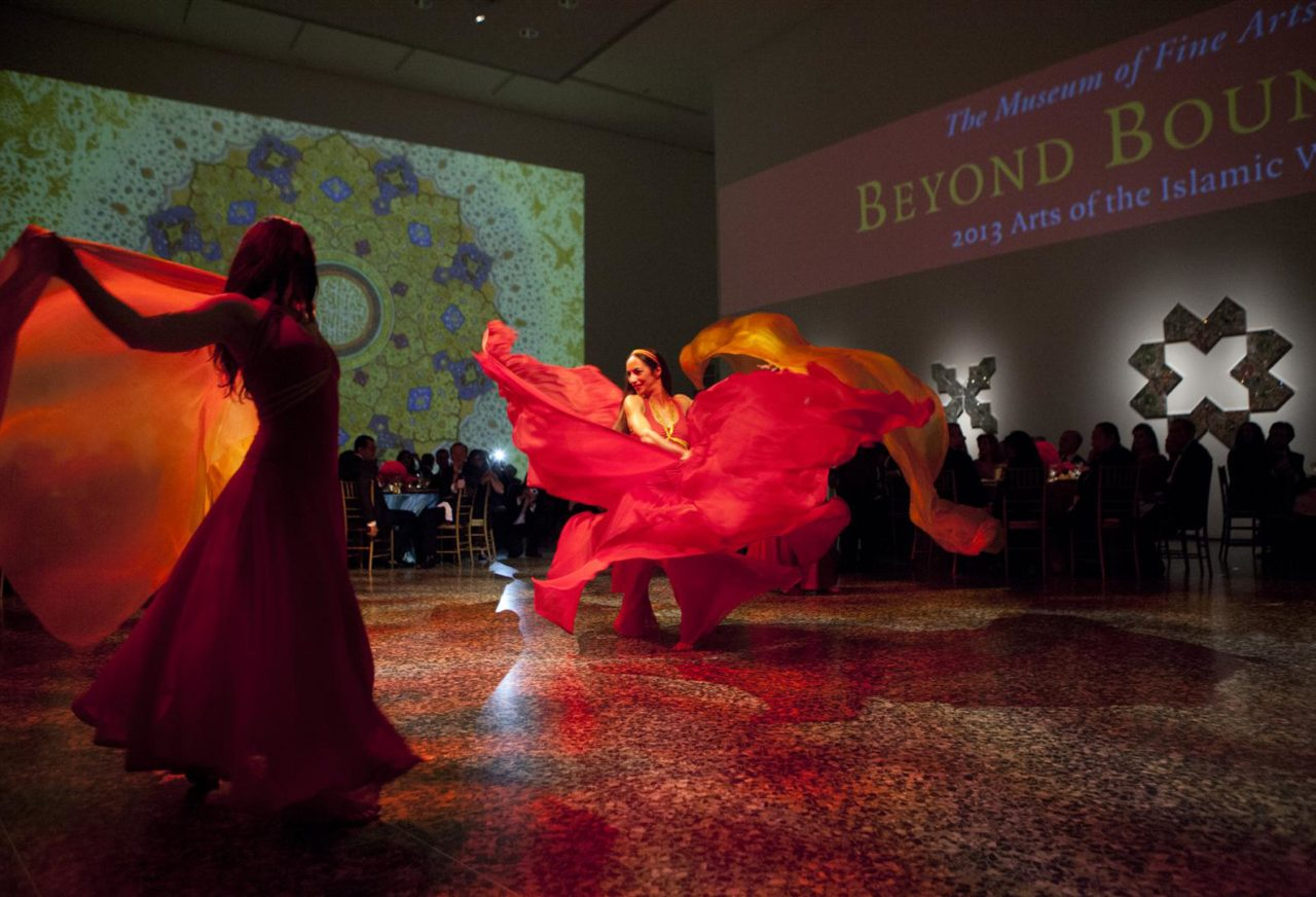 Who Wore What! Stunning Gowns and Royalty were the highlights of the MFAH Islamic World Gala – Beyond Boundaries