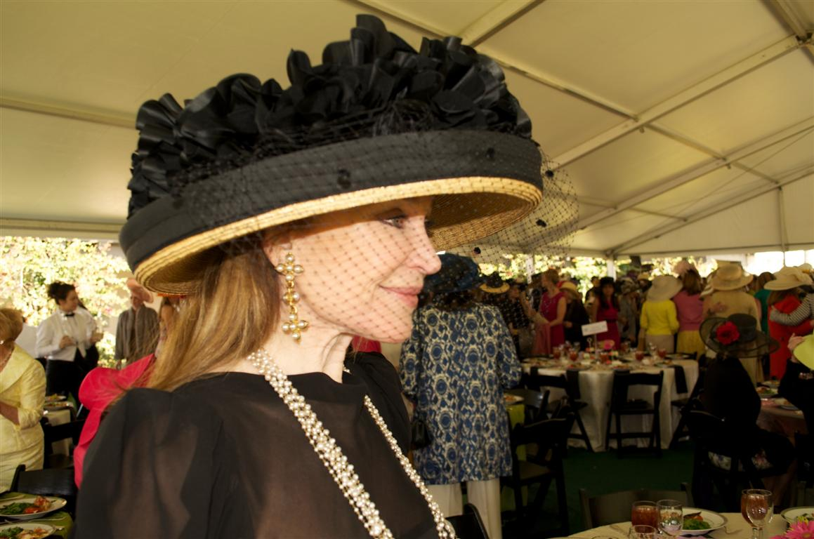 Spring Fashion In Full Bloom – Hats In The Park