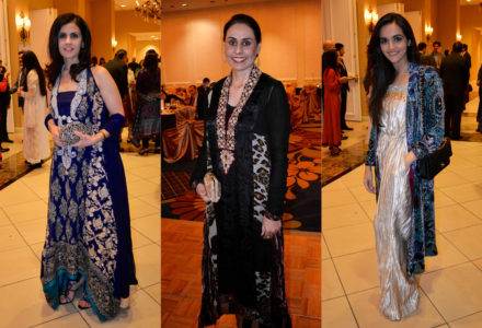 Pakistan Literacy Fund Gala Raises Awareness and Lights Camera Action Spots the Best Dressed Divas