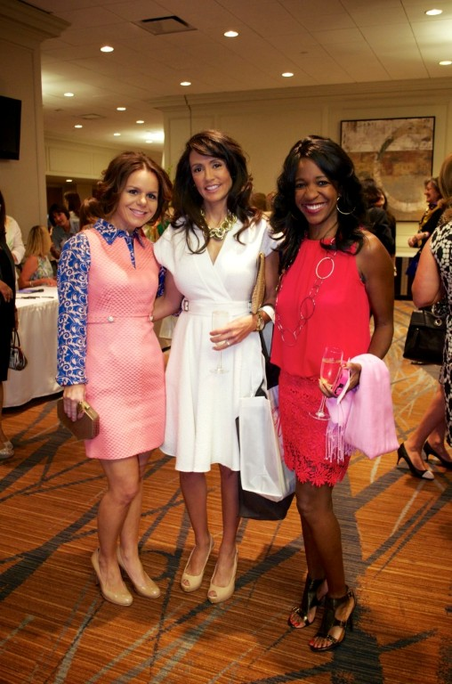 Ashlee Lee Diane Caplan and Jacquie Baly Spirit of Spring Luncheon   New Beginnings With The Childrens Assessment Center