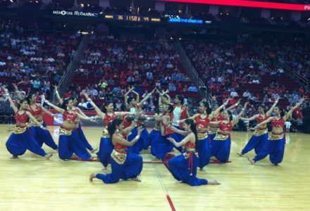 In The Rhythm – Bollywood Half-time Show