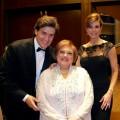 Nick Florescu, Zarine Boyce, Dominique Sachse