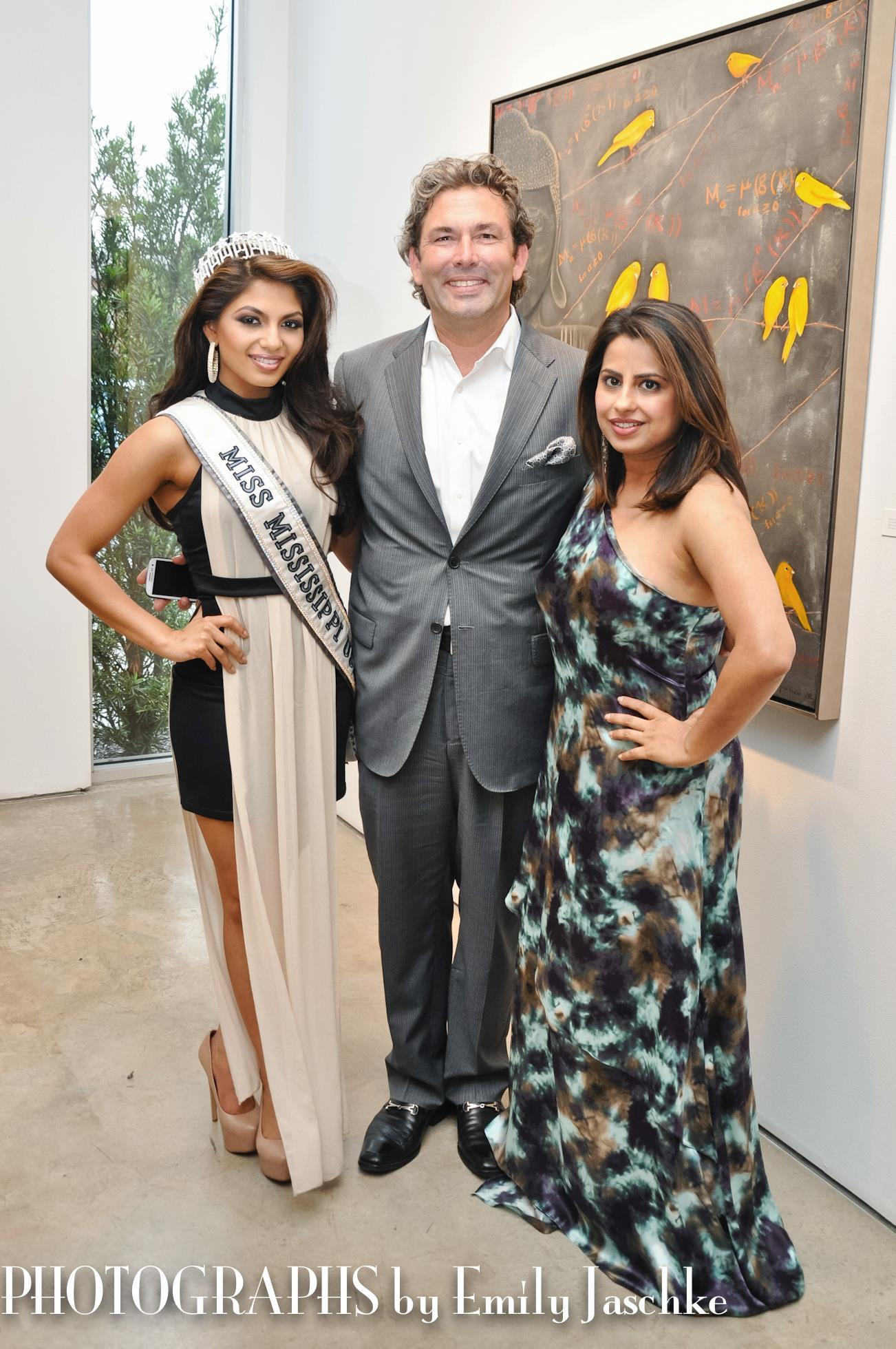 Paromita Mitra, Jared Lang and Ruchi Mukherjee