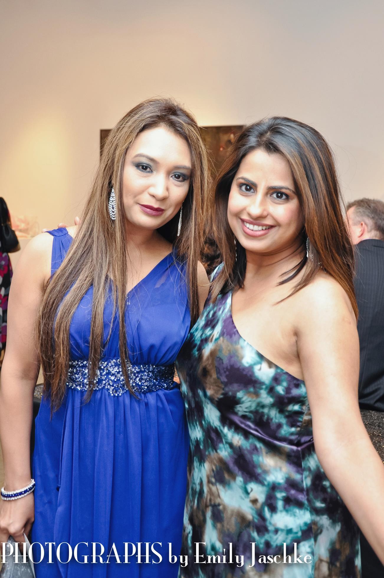 Shehla Rana and Ruchi Mukherjee