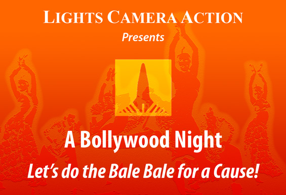 Lights Camera Action Hosts A Colorful Bollywood Night To Support Leukemia and Lymphoma Society