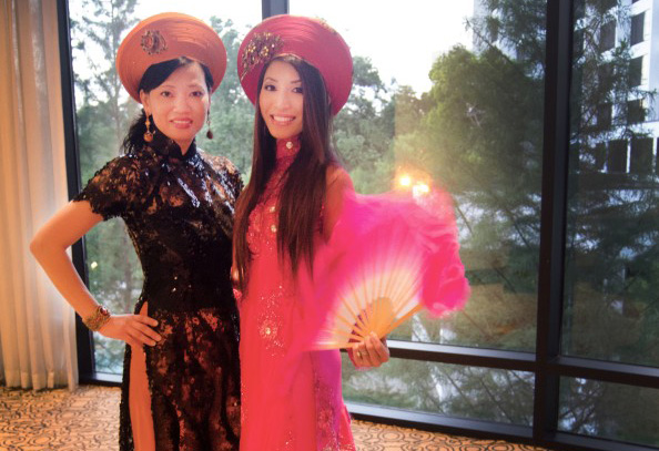 APAHA embraces Culture, Fashion and Style | Asian Month Celebration comes to an end with a Grand Gala
